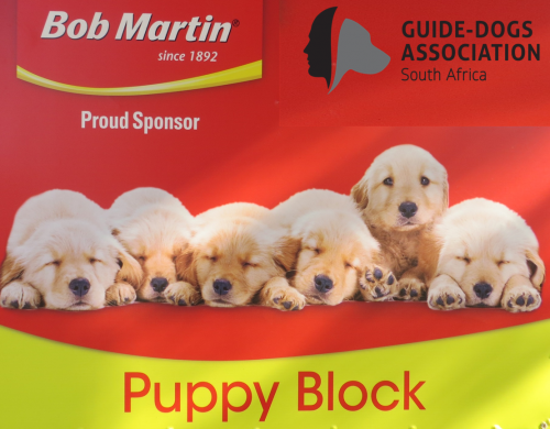 Bob Martin South African Guide-Dogs Association For The Blind