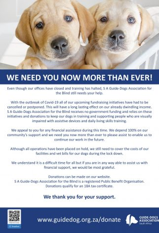 South-African-Guide-Dogs-Association-for-the-Blind_Donations-Appeal-Letter