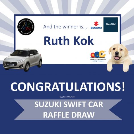 south african guide dogs association for the blind suzuki car raffle draw winner-01